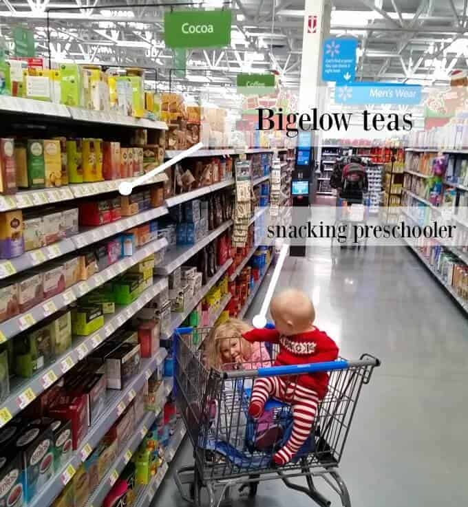 bigelow teas for mom