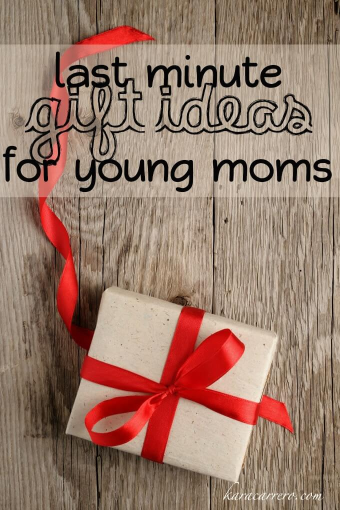 Easy Last Minute Gift Ideas For Mom