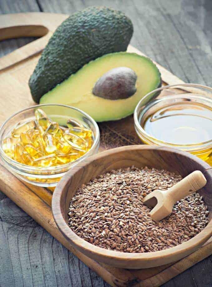 fatty food and fatty acids for breastfeeding moms