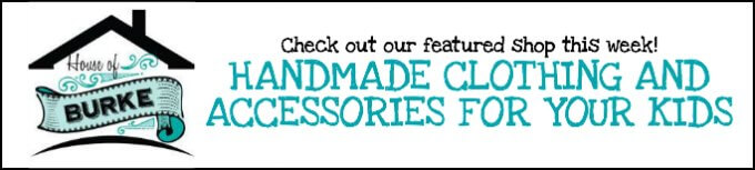 handmade clothing and accessories for your kids house of burke the shop