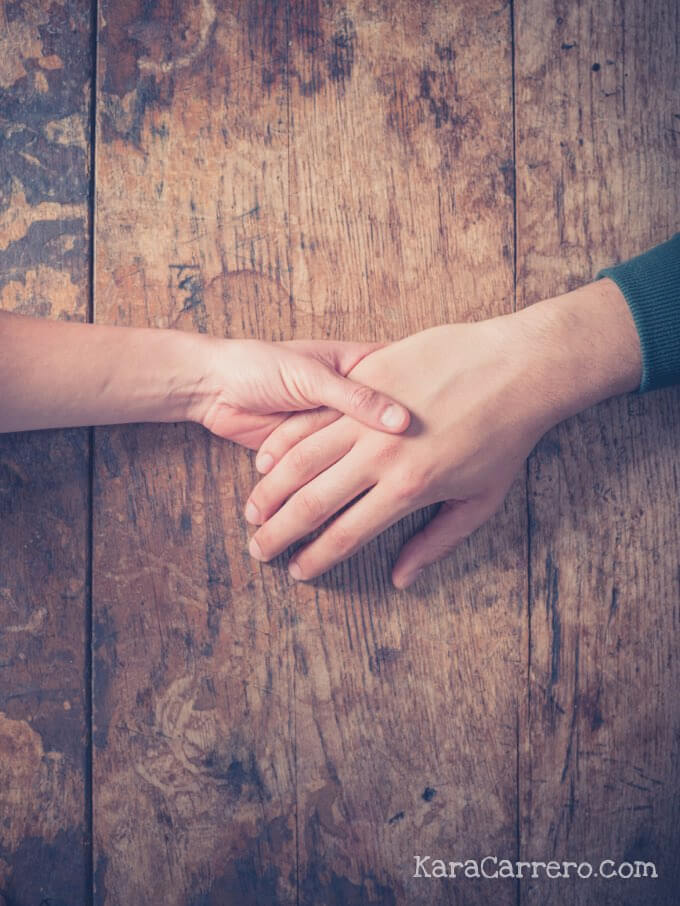 Reconnecting with your spouse