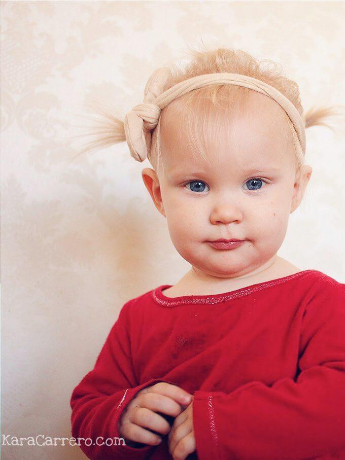 precious toddler baby model