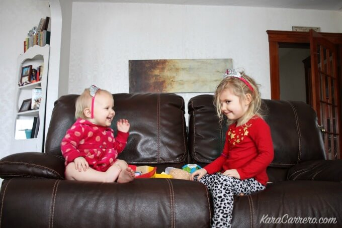 Calling a house a home with kids and moving