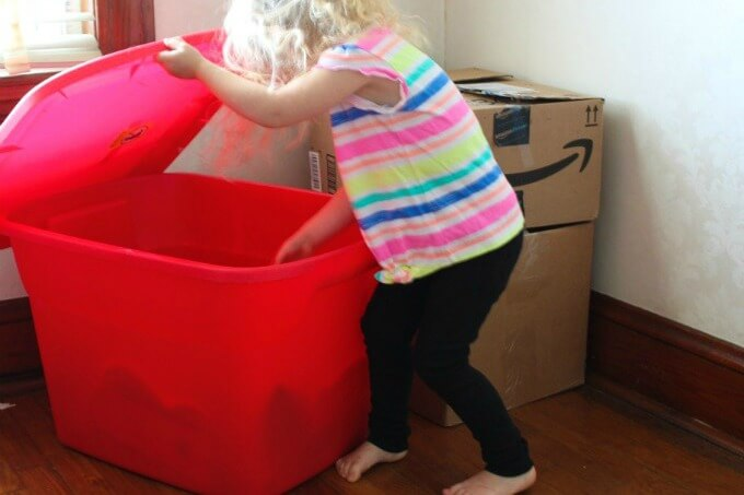 Moving on short notice: how to pack and get settled in a new home