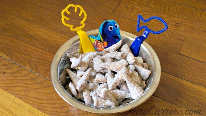 finding dory shark teeth puppy chow