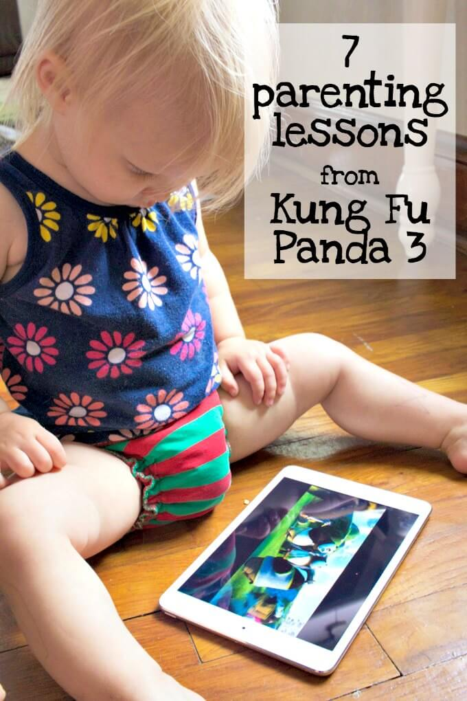 parenting lessons to learn from watching kung fu panda 3 as a family