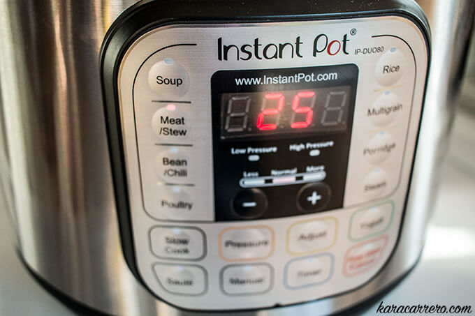 Instant Pot abbreviations, jargon, and how the DUO & LUX compare