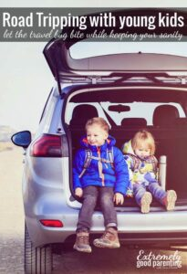Expert advice on how to road trip with young kids in tow.