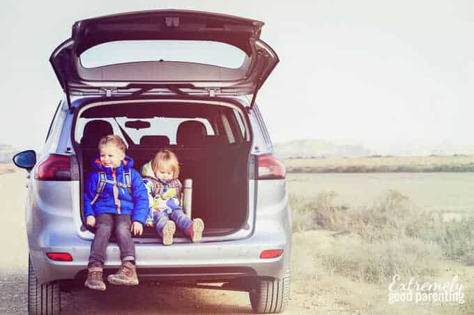 It's ok to Let the Travel Bug Bite when you have little ones in tow.