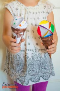 2d-vs-3d-ice-cream-scoop-steam-project-3