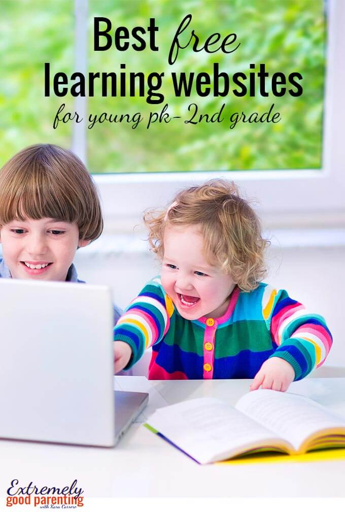 8 free educational websites for homeschooling and to use as supplemental learning resources.