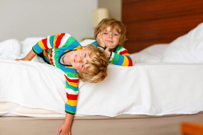 How to make morning easier with children
