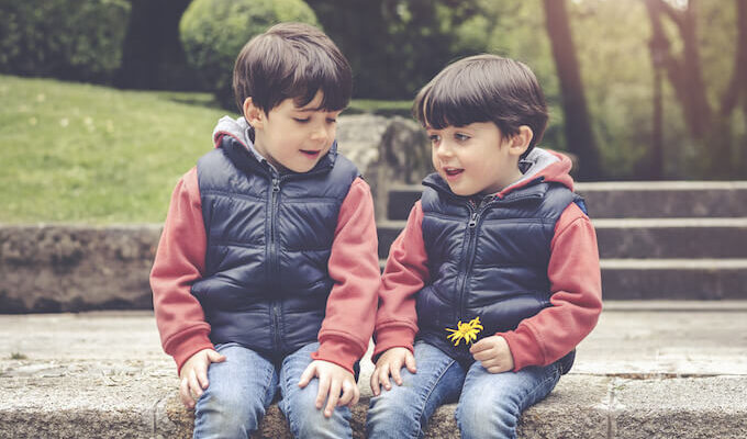 Ideas to help siblings get along better and respect boundaries