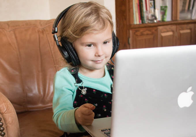 Stress free ways to protect electronics from rowdy kids and water spills