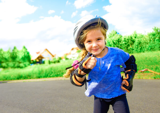Raising resilient kids who bounce back instead of wallowing in emotions