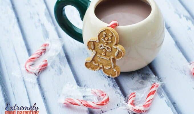 How to make edible winter drink tags for holiday and New Year's Eve parties