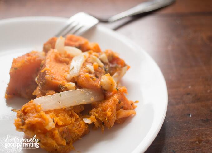 Orange hash recipe