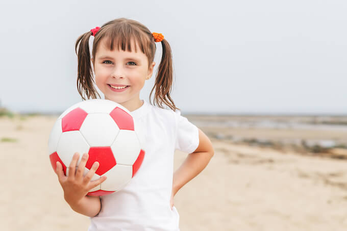 Introducing young girls to sports: how to pair the right hairstyle