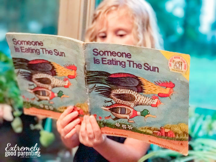 Experience the solar eclipse with kids the right way!