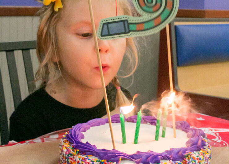 If you only celebrate one half birthday, this is the one to remember.