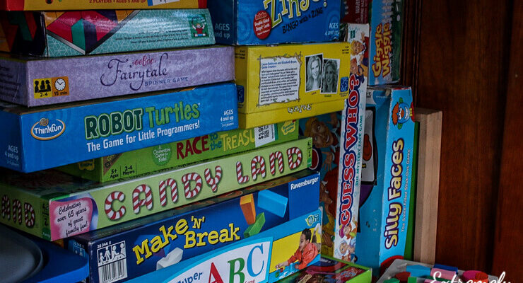 Board games for 4 5 6 year old kindergarteners