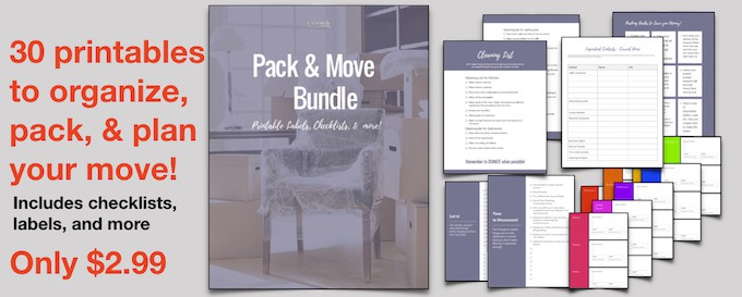 Printable Packing Download