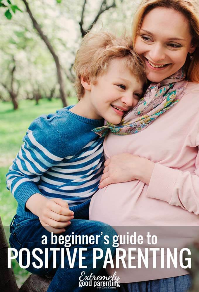 How to get started with #positiveparenting and why. #mindfulparenting #parenting #extremelygoodparenting
