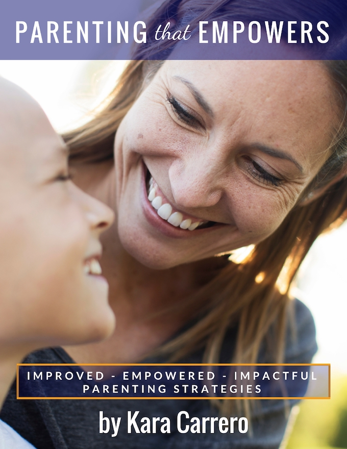 Practical Strategies For Parenting >> Parenting That Empowers Improved Empowered Impactful Parenting