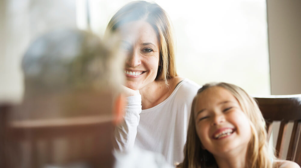 Start meaningful family conversations