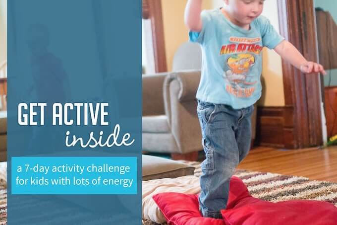 Check out the get active inside free challenge!
