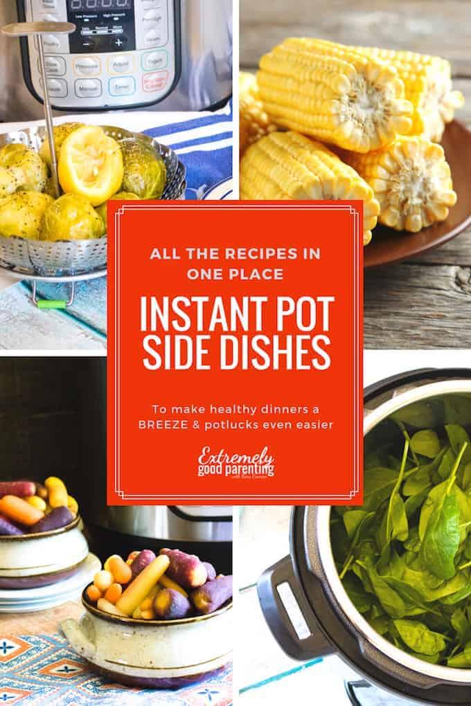 #instantpot #sidedish #recipe