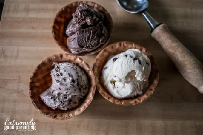 Why the family ice cream date is important and how to make it memorable