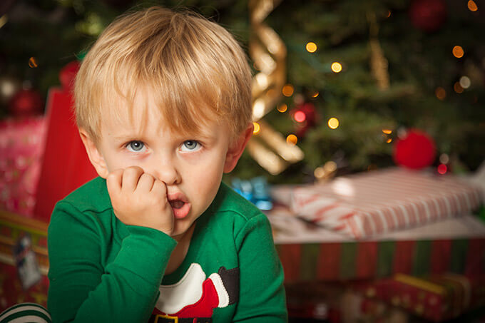 10 ways to respond when the magic of Santa is ruined