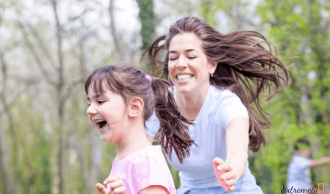 How to raise a child to have a positive attitude no matter their circumstance